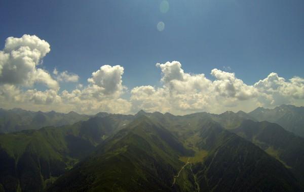 Fagarasi Mountains