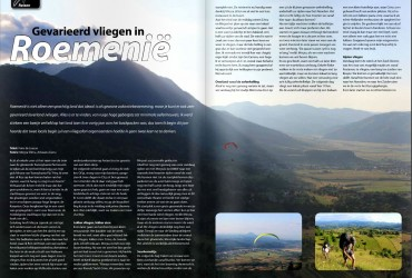 First article about Transylvania Fly