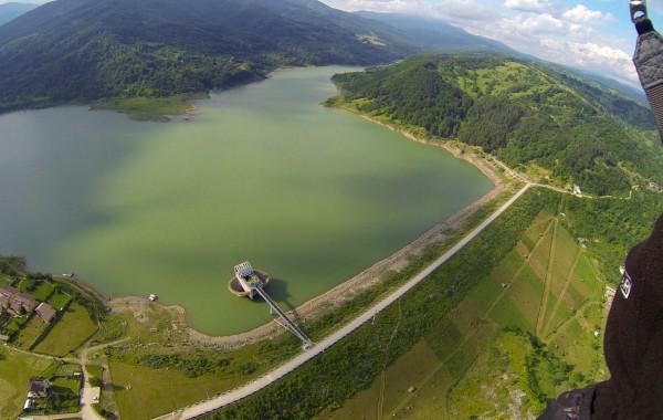 Paltinu Lake