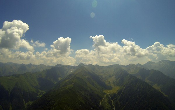 Fagarasi Mountains