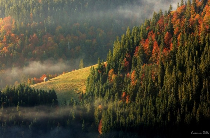 The Apuseni Mountains