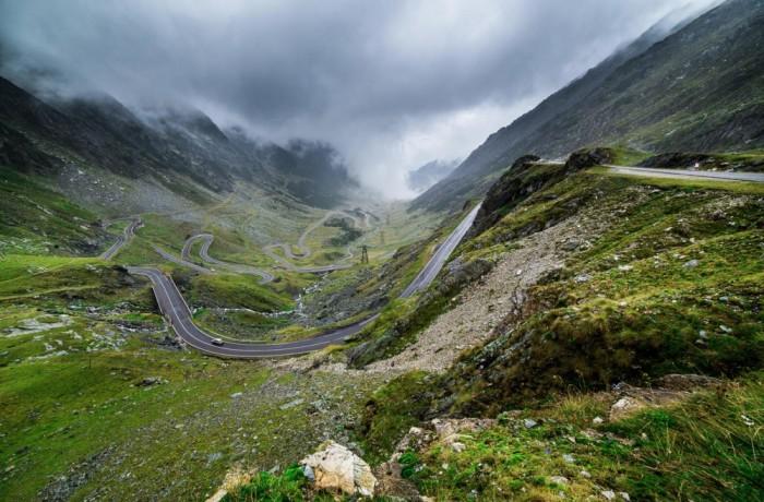 The Transfagarasan Highway