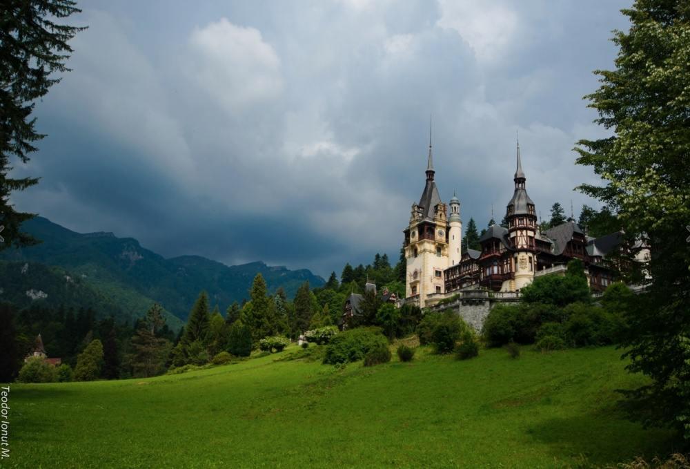 Peleș Castle, By Teodor Ionut